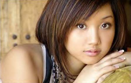 London Tipton is played by actress Brenda Song who is the real actress in