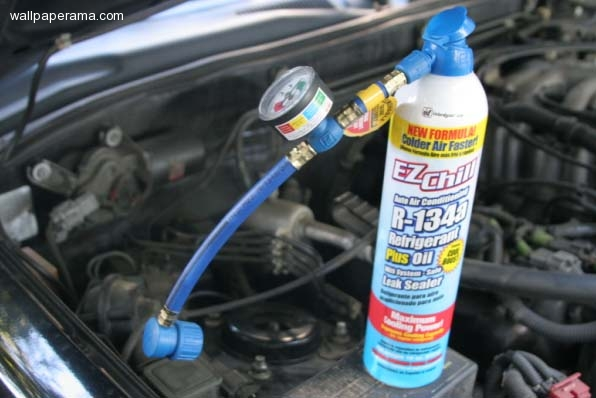 Do It Yourself Auto Air Conditioner Repair Instructions