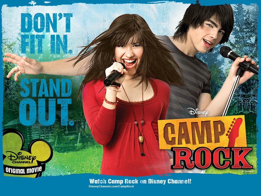 Free Camp Rock TV Show...