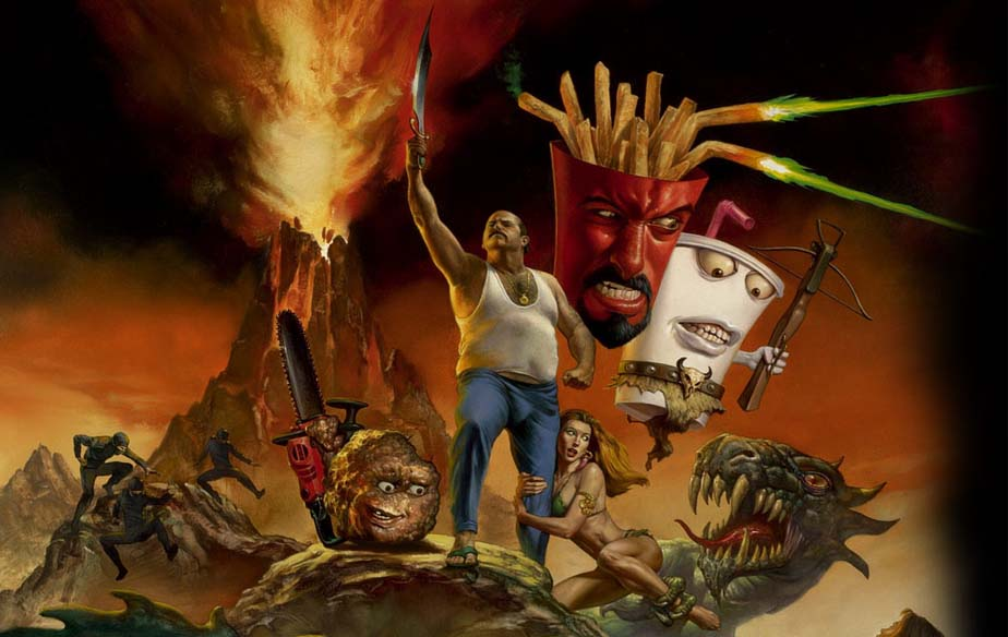 Aqua Teen Hunger Force Wallpapers And Pictures