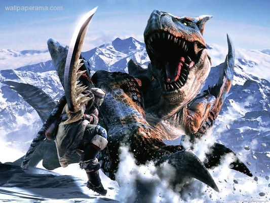 monster hunter wallpapers. 20081223 87409 monster hunter1