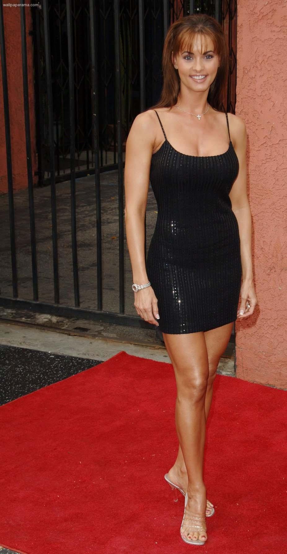 49 hottest photos of Karen McDougals big butt that prove