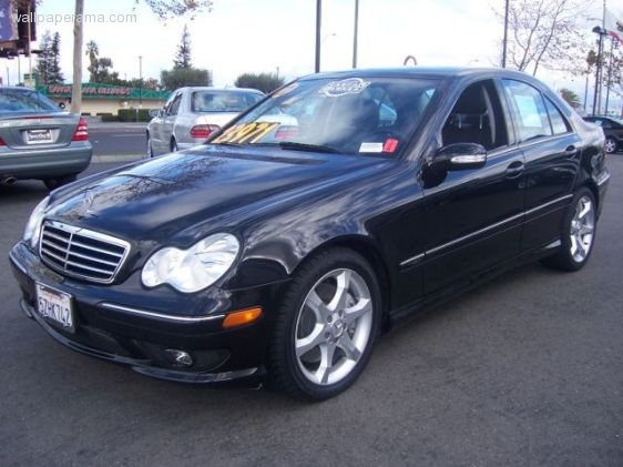For sale 2007 mercedes benz c230 sport 21 971 very cheap for Mercedes benz 2007 c230