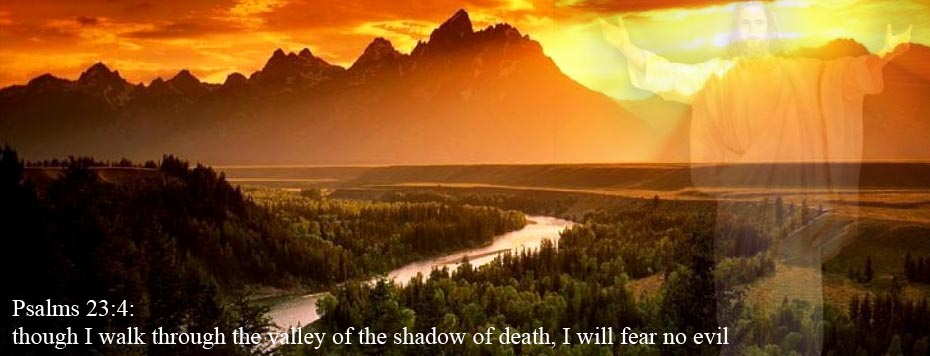 recipe: as i walk through the valley of the shadow of death verse [17]