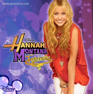 free hannah montana wallpapers of miley cyrus downloads
