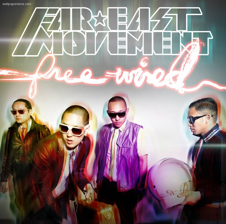 Музыку Far East Movement Little Bird