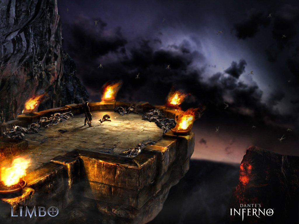 Wallpapers juegos 27p-8099-dantes-inferno