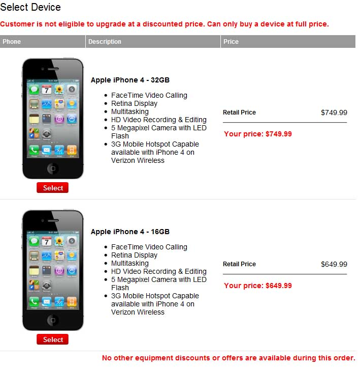 I Have Proof How Much Does It Cost Verizon Iphone