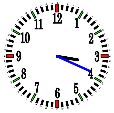 Learn Analog Clock - Teaches You To Read Time On Clocks