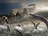 Sea Monster Wallpaper