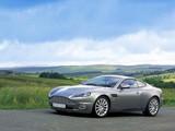 Aston Martin V12 Vanquish Wallpaper
