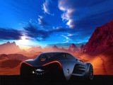 Car Of The Future Wallpaper