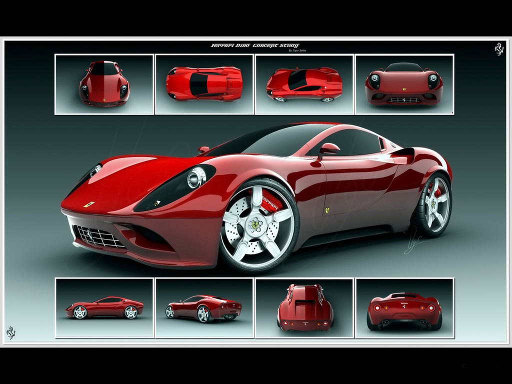 Ferari Wallpaper Free HD Backgrounds Images Pictures