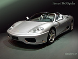 Ferrari 360 Spider Wallpaper