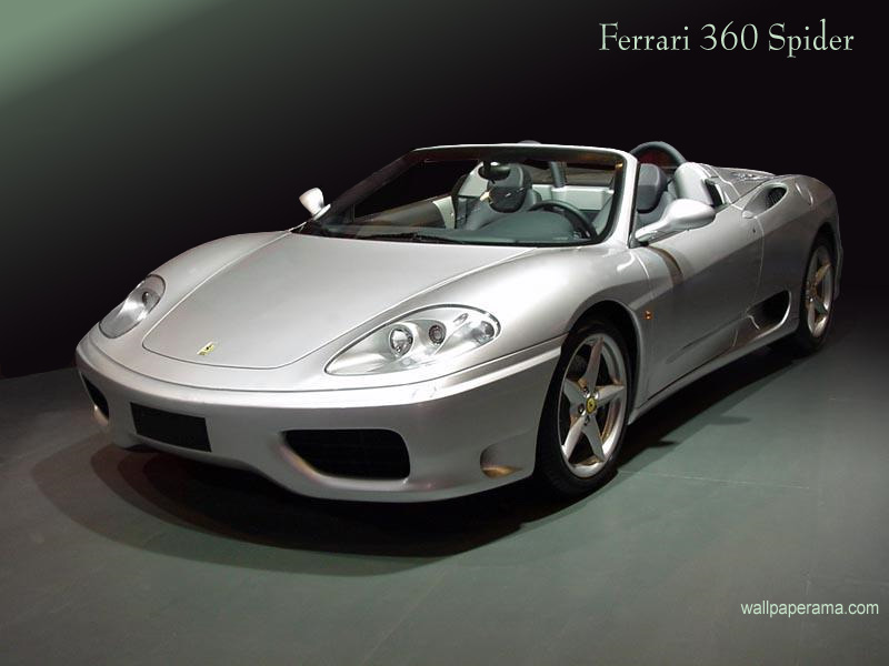 Ferrari 360 Spider Wallpaper Free Hd Backgrounds Images