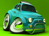 Funny Car Wallpaper