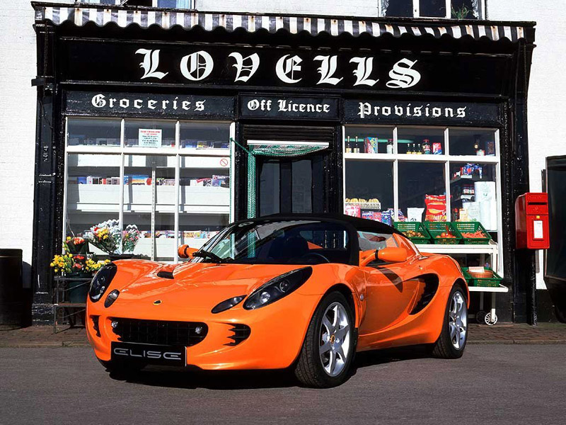 Lotus Elise Wallpaper Free Hd Backgrounds Images Pictures