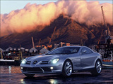 Mercedes Slr Wallpaper