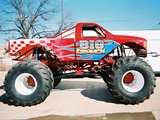 Monster Truck Wallpaper