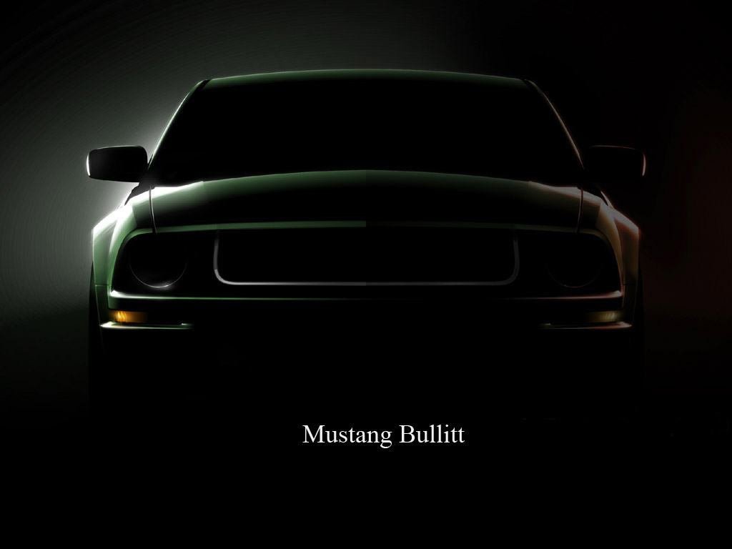 Mustang Bullitt Wallpaper Free Hd Backgrounds Images Pictures