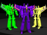 Cybertron Transformers Robots Wallpaper