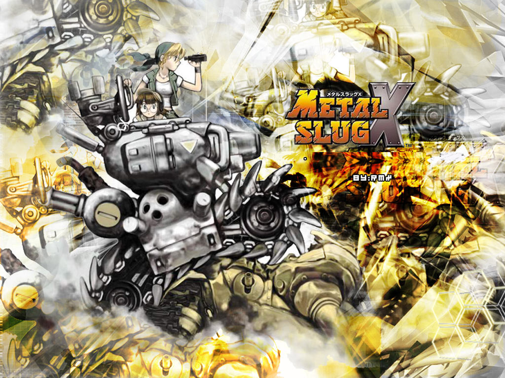 Metal Slug Wallpaper
