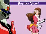 Sayaka Yumi Wallpaper