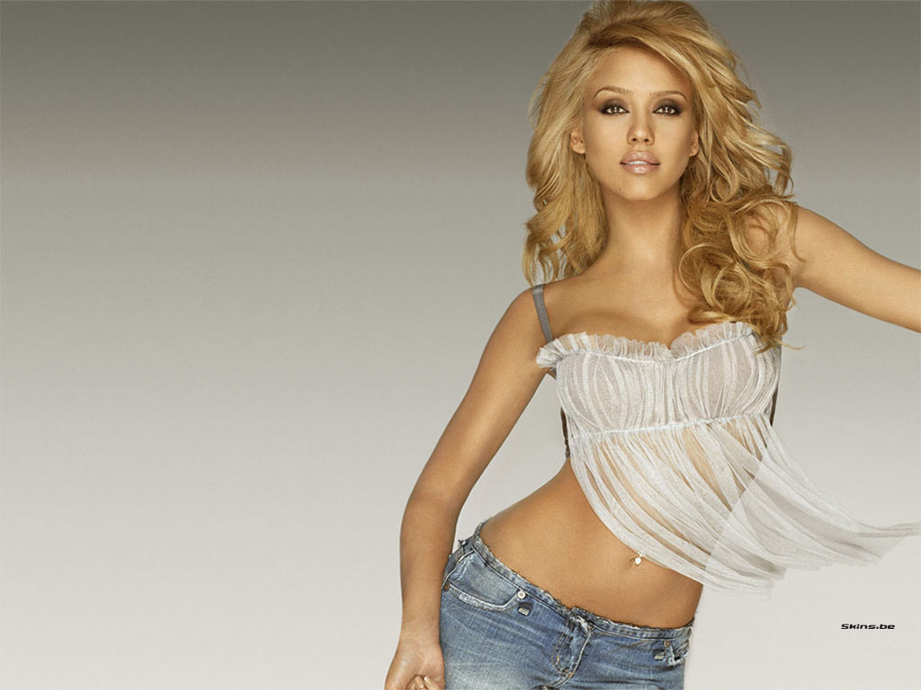 Jessica Alba 2 Wallpaper