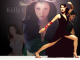Kelly Hu Wallpaper