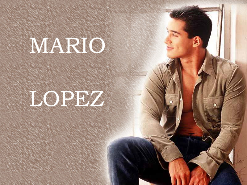 Mario Lopez Wallpaper
