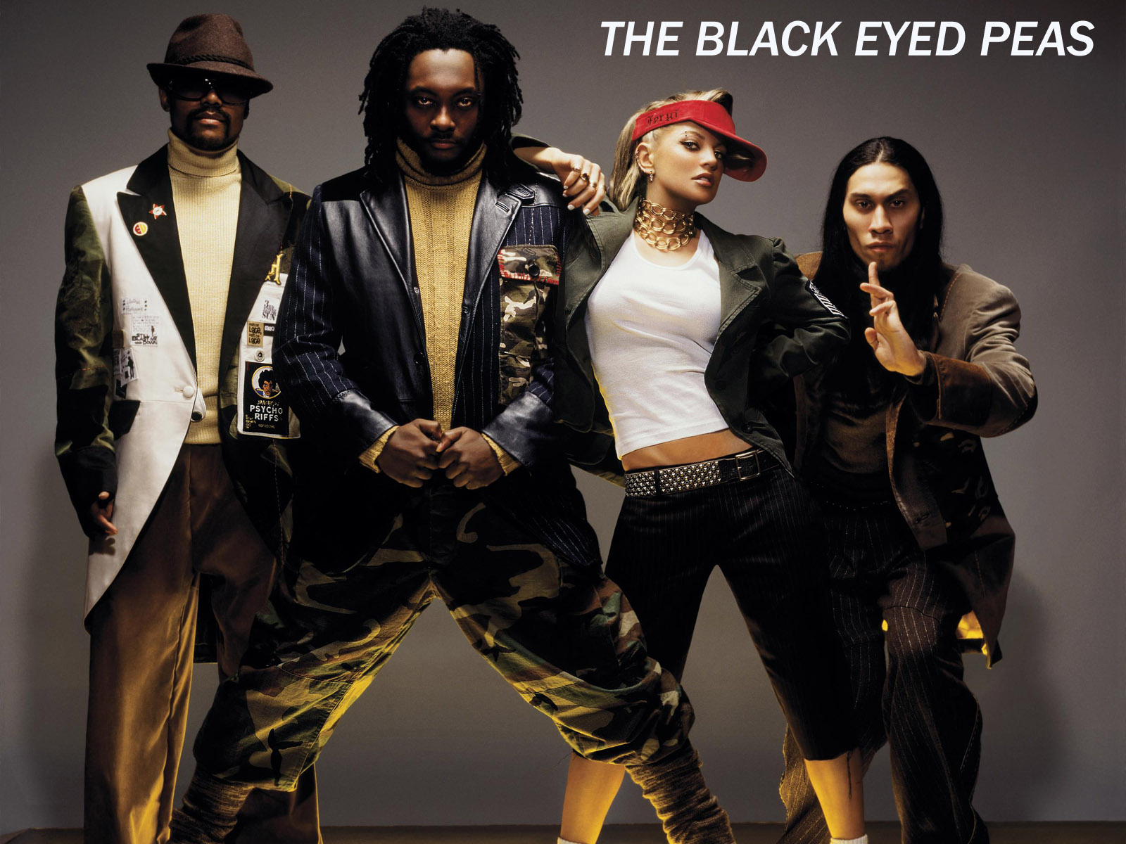 The Black Eyed Peas Wallpaper