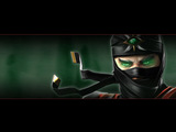 Black Ninja Wallpaper