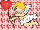 Cupid Wallpaper
