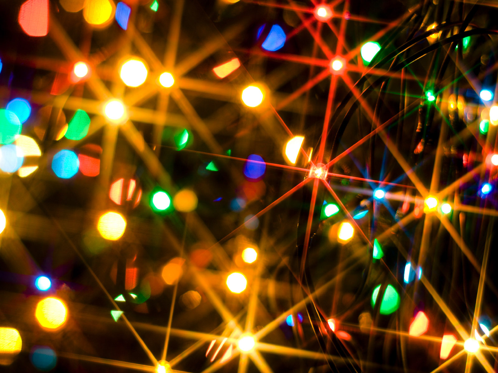 holiday lights wallpaper free hd backgrounds images pictures