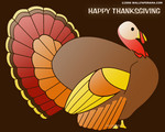 Thanksgiving Turkey Wallpaper