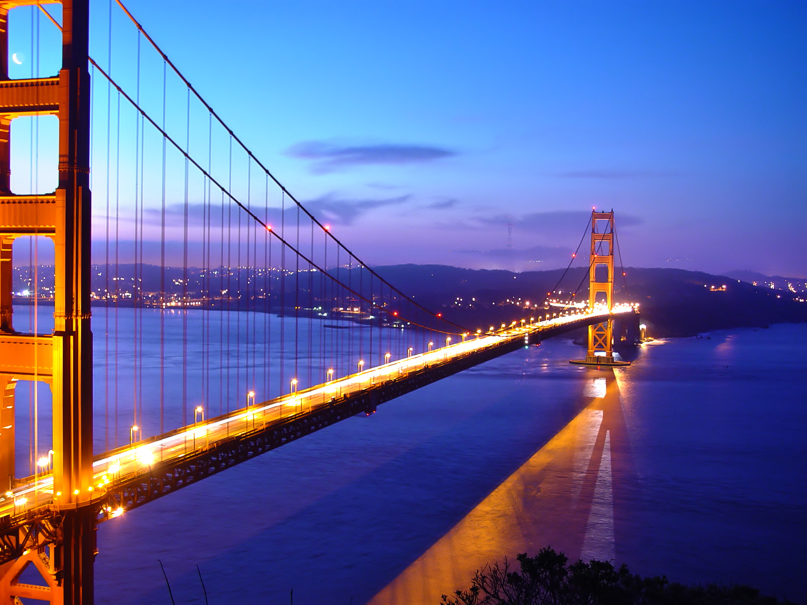 Must see Wallpaper Night Golden Gate Bridge - golden-gate-bridge  Best Photo Reference-42887.jpg