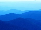 Blue Mountains Wallpaper