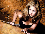 Buffy Vampire Slayer Wallpaper