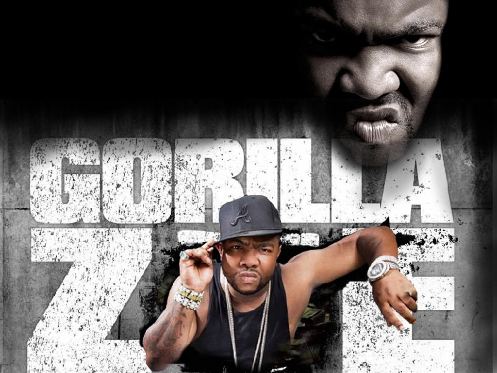 Gorilla Zoe Wallpaper Free HD Backgrounds Images Pictures