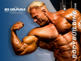 Body Builder Wallpaper