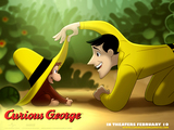 Curious George Wallpaper