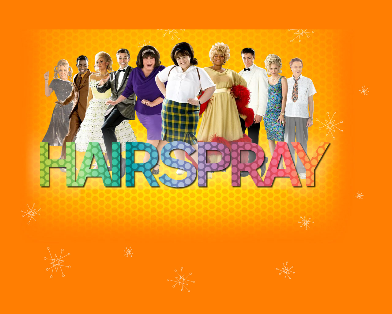 Hairspray Movie Wallpaper