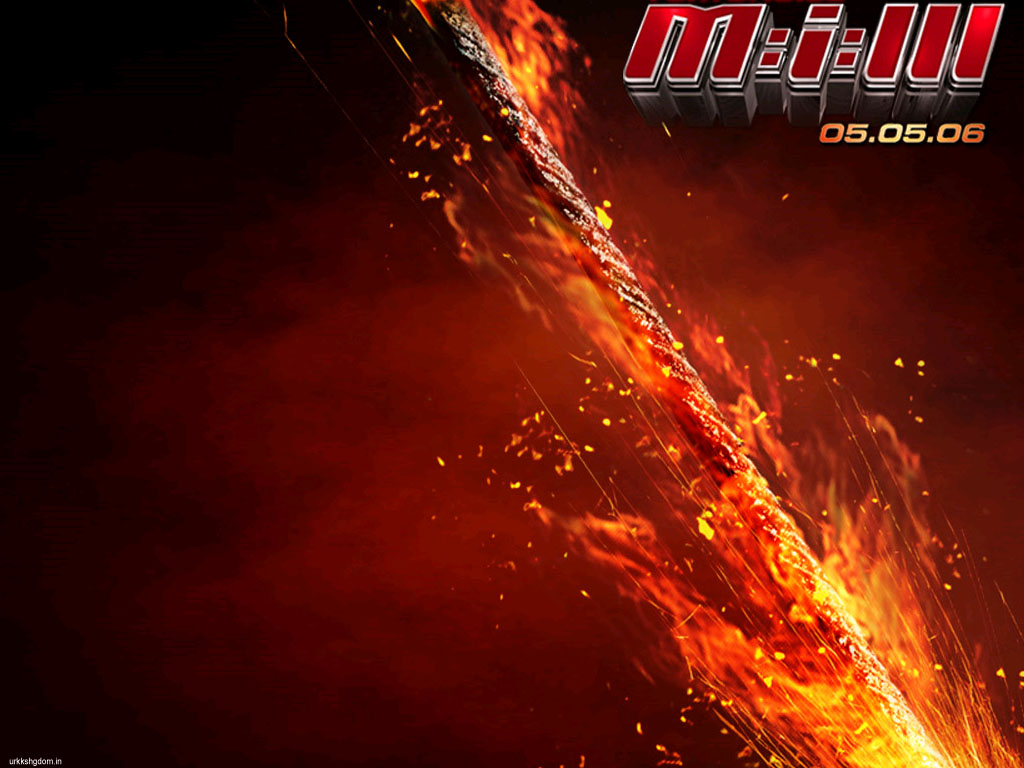 Mission Impossible 3 Wallpaper