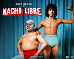 Nacho Libre Movie Wallpaper