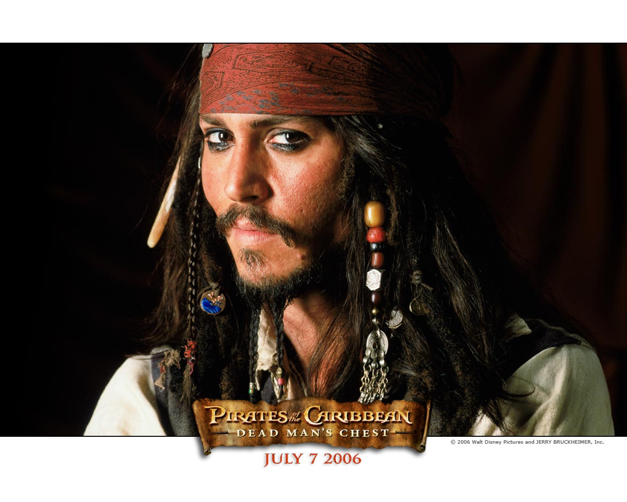 Pirates Of The Caribbean Dead Mans Chest Wallpaper