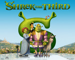 Shrek The Third 3rd Movie Wallpaper