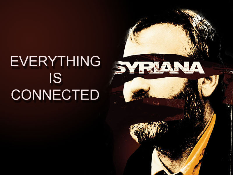 Syriana Wallpaper