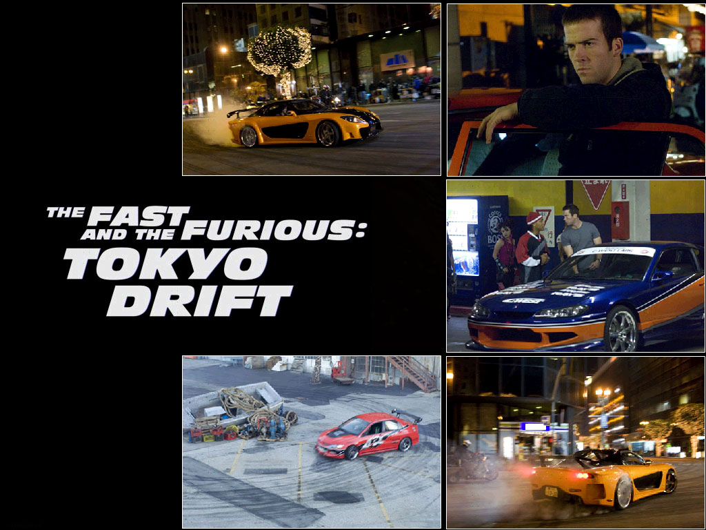 The Fast And The Furious Tokyo Drift Wallpaper Free HD ...