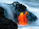 Hawaiian Volcano Wallpaper