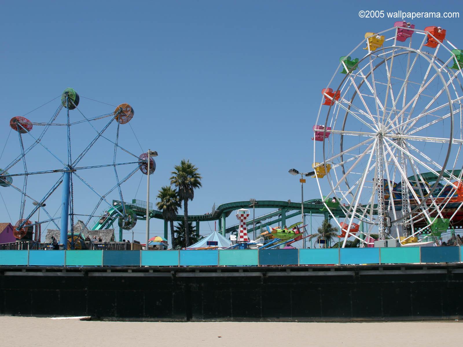carnival boardwalk wallpaper free hd backgrounds images